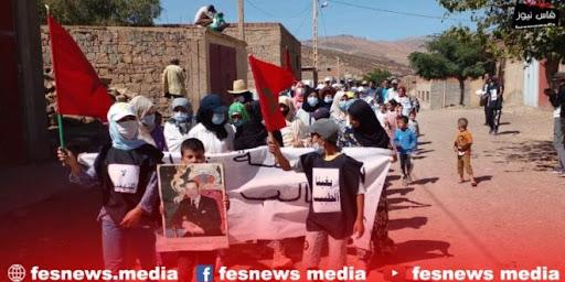 """بولمان - لجنة إقليمية حلّت بـجماعة المرس والمحتجون: """"لم تفتح تواصلا"""""""